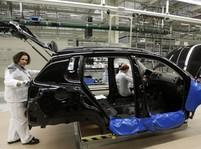 Továrna Volkswagen v ruském městě Kaluga