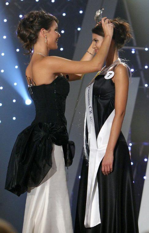 1. Vicemiss ČR 2009 Lucie Smatanová