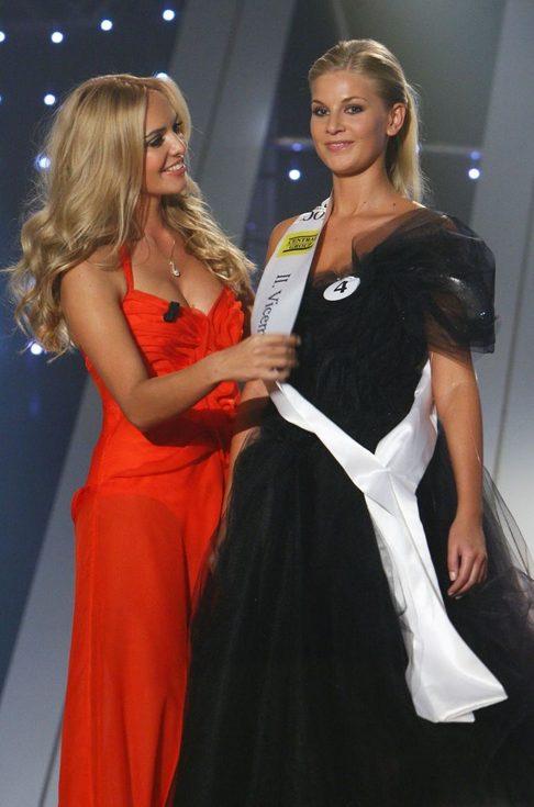 Taťána Kuchařová a 2. Vicemiss ČR 2009 Hana Věrná