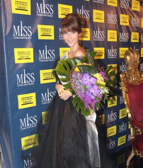 Miss Sympatie 2009 Nikol Rišková