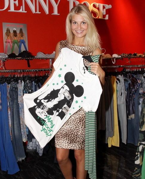 Missky si vybíraly oblečení od Denny Rose - Hana Věrná