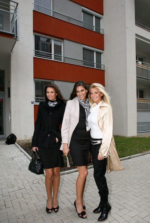 Vítězky Miss ČR převzaly luxusní byty - Lucie Smatanová, Aneta Vignerová a Hana Věrná
