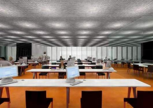 Krajská vědecká knihovna sídlí desítky let v nevyhovujícím provizoriu. Ve studovně je místo jen pro 40 návštěvníků.