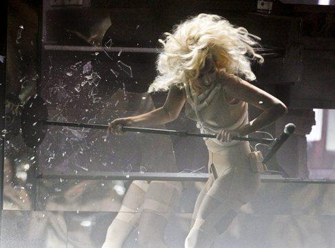 Slavnostní předávání American Music Awards - Lady GaGa