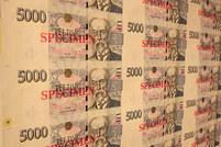 Peníze, bankovka