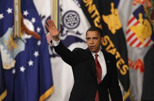 """<b>2. 12. -  Obama posílá proti Talibanu 30 tisíc vojáků</b> - Americký prezident Barack Obama posílá do Afghánistánu dalších 30 tisíc vojáků. <br>S cílem zasadit rozhodující úder hnutí Taliban, urychlit výcvik afghánské armády a přiblížit tak datum, kdy by všichni Američané mohli z Afghánistánu odejít jako vítězové. První vojáci by se podle dnešních slov prezidenta měli začít vracet v červenci 2011.<br><b>Připomeňte si tuto událost <A href=""""http://aktualne.centrum.cz/zahranici/amerika/clanek.phtml?id=654628"""">ve článku zde</A></b>"""