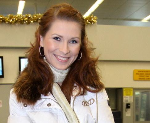 Darja Jacukevičová přiletěla z Miss International