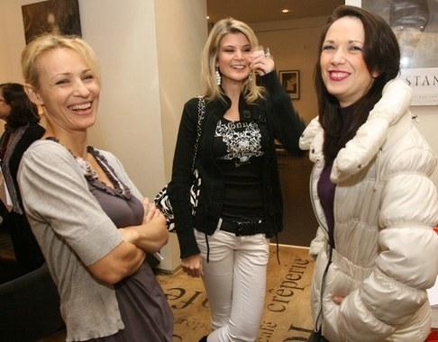 Tesco Běh pro život - Martina Šmuková, Iveta Lutovská a Tereza Kostková