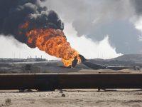 Irák ropa