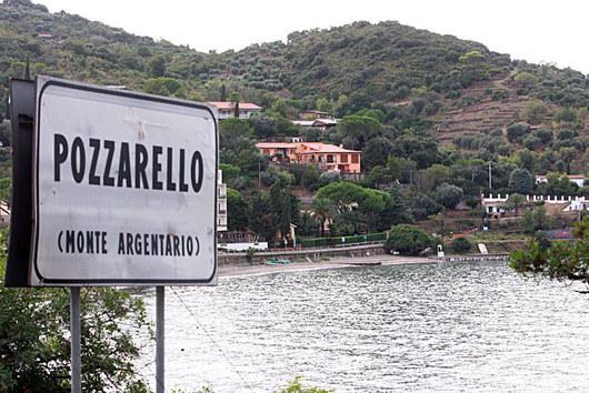 Oranžovou vilu ve vesnici Pozzarello zná v Česku každý.