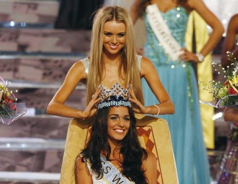 Miss World se stala dívka z Gibraltaru