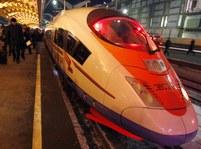 Rusko - vlak Spasan