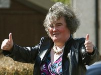 Oklivka Susan Boyle: Udlala si botox a vyblila zuby