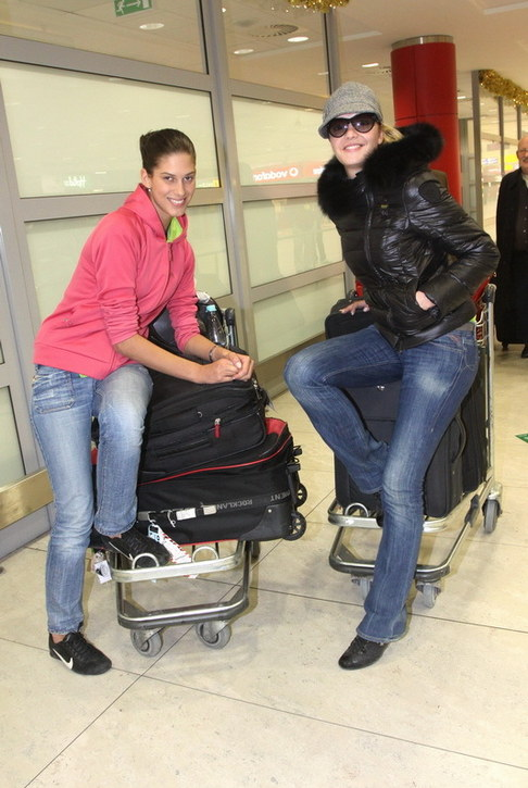 Taťána Kuchařová a Aneta Vignerová se vrátily z Rallye Dakar