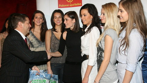 Finalistky České Miss 2010