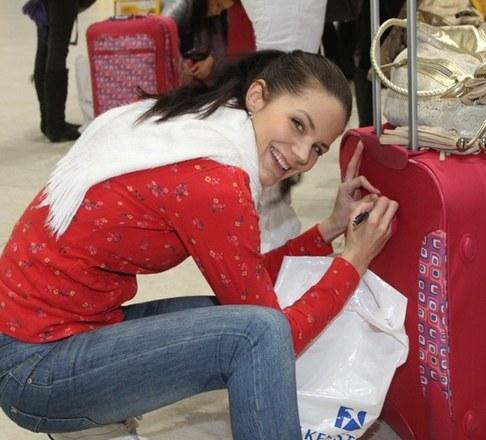Finalistky České Miss 2010 odlétají na soustředění