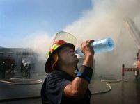 Izrael hasiči
