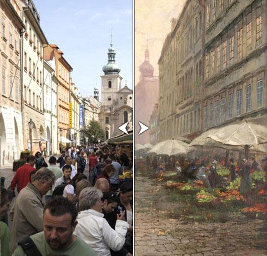 """<b>3. 12. - Teď a před sto lety. Takhle jste Prahu nikdy neviděli </b> - Hlavní město zveřejnilo nový územní plán, podle kterého by se měla v příštích letech Praha měnit.Například v Karlíně mají vyrůst nové kancelářské objekty ČSAD, jinde se zvažuje výstavba kampusu pro vysokoškoláky.<br>Co stavbám padne za """"oběť""""?<br>Podívejte se, oč jsme přišli a co jsme získali v architektuře Prahy za posledních sto let. Porovnejte si století staré obrazy se současností v unikátní infografice.<br><b>Grafiku, v níž se prolínají dobové malby <A href=""""http://aktualne.centrum.cz/domaci/grafika/2009/12/03/praha-vcera-a-dnes-promeny-architektury-za-sto-let/"""">se současnými fotografiemi naleznete zde</A></b>"""