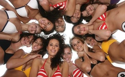 Finalistky České Miss 2010 dorazily do Dominikánské republiky