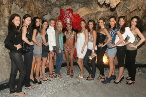 Finalistky České Miss v Dominikánské republice