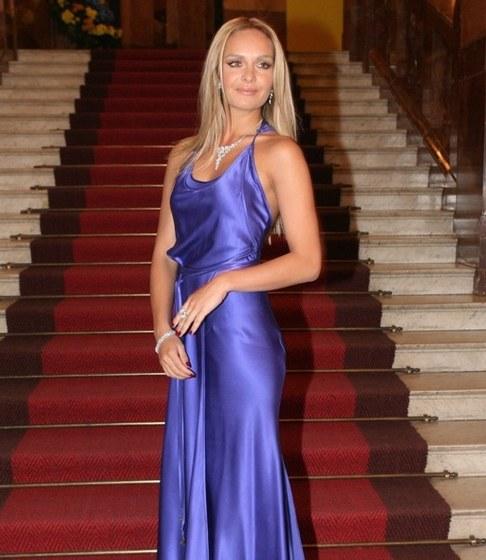 Galavečer Miss České republiky - Taťána Kuchařová