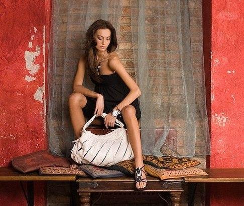 Eliška Bučková nafotila módní kampaň