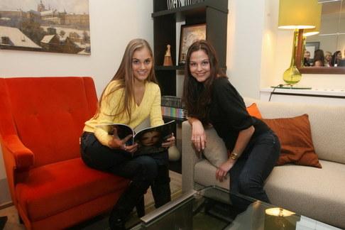 Finalistky České Miss v luxusním hotelu