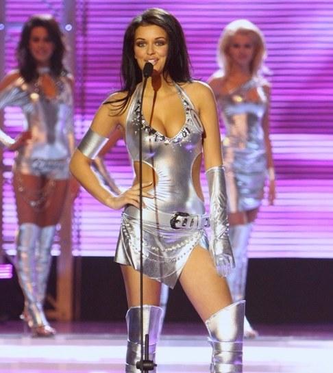 Finálový večer České Miss 2010 - Jitka Válková