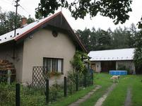 Dům Luboše Kašíka na kraji obory