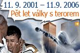 Pět let války s terorem