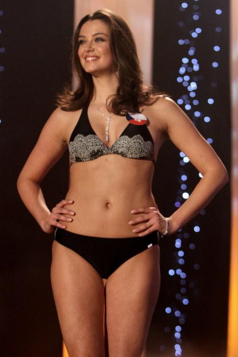 Česko-Slovenská Miss 2010 - Veronika Pompeová
