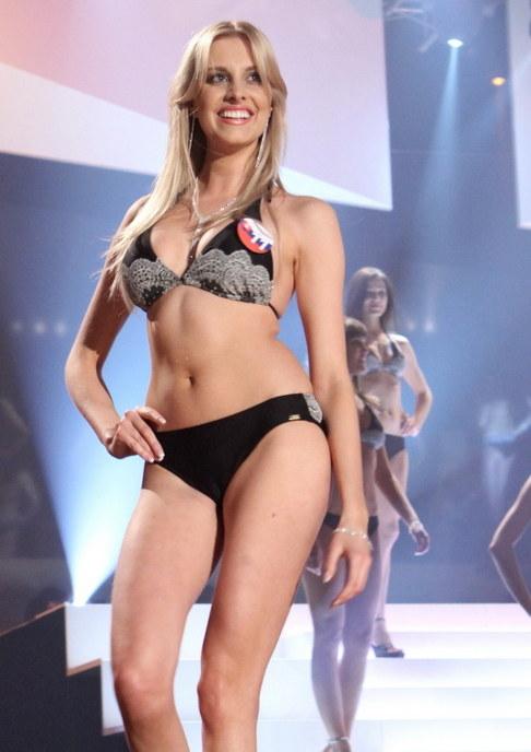 Česko-Slovenská Miss 2010 - Denisa Mendrejová