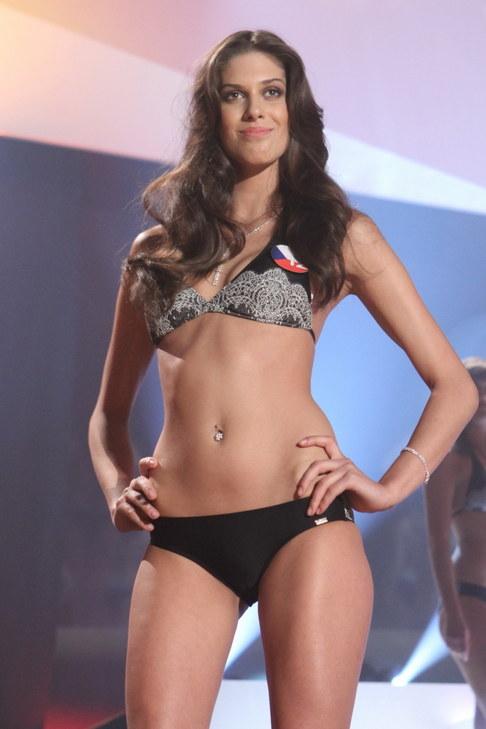 Česko-Slovenská Miss 2010 - Aneta Vignerová