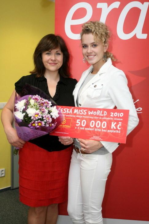 Veronika Machová s maminkou