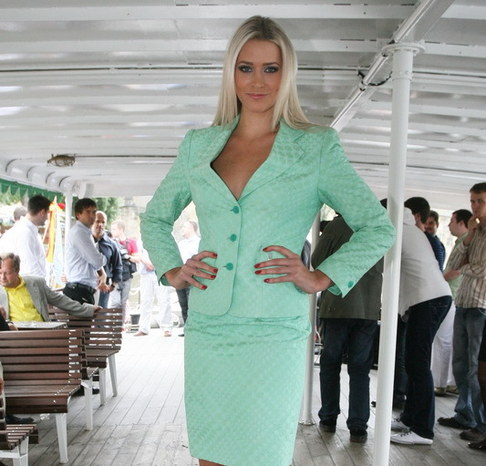 Výročí přístaviště na Kampě - Kristýny Lebedová
