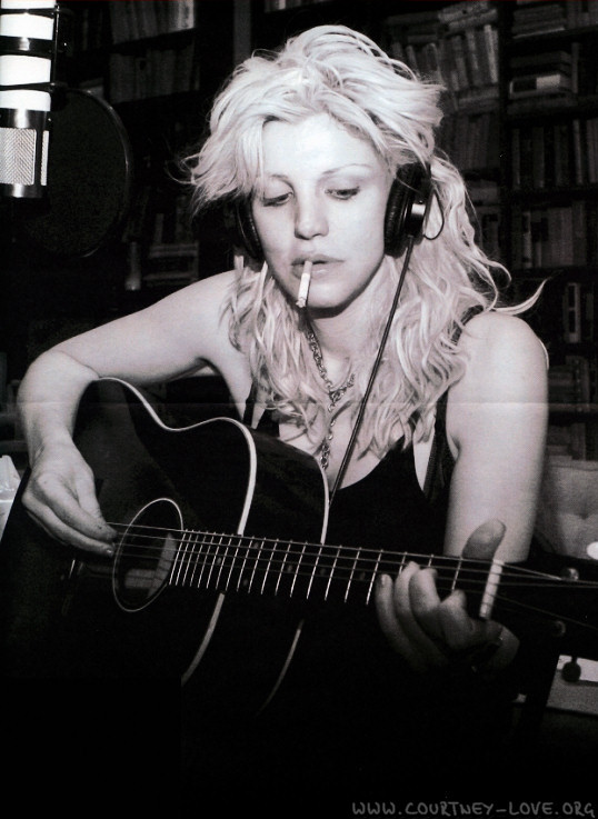 Courtney Love Young