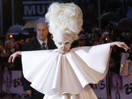 Lady Gaga na Brit Awards