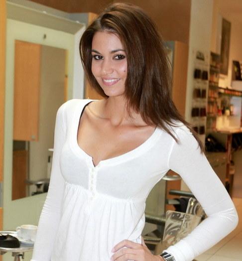 Lucie Smatanová se připravuje na Miss International