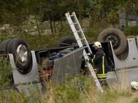 Nehoda autobusu v Rakousku: Podle technické zprávy byl před neštěstím v dobrém stavu