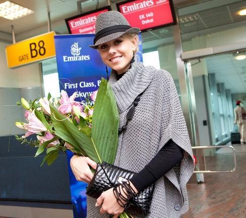 Veronika Machová odletěla na Miss World