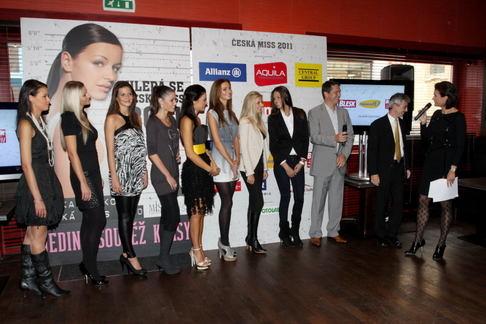 Česká Miss představila novou koncepci
