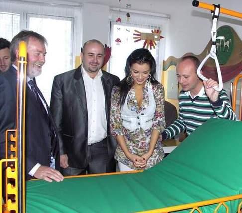 Jitka Válková a David Novotný byli v nemocnici