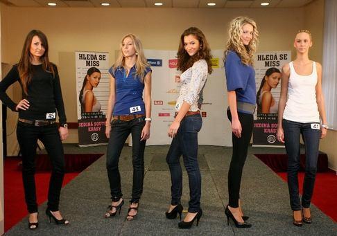 Ostravský casting Česká Miss 2011