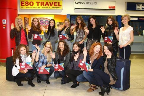 Finalistky České Miss odletěly do Mexika