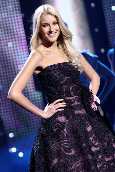 Česká Miss 2011 - Jitka Nováčková