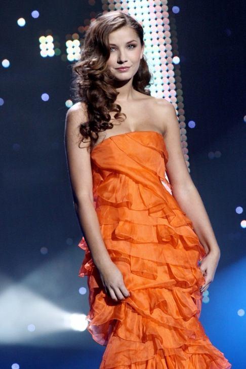 Česká Miss 2011 - Šárka Cojocarová