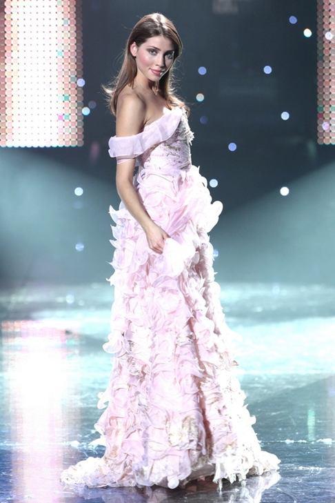Česká Miss 2011 - Denisa Domanská