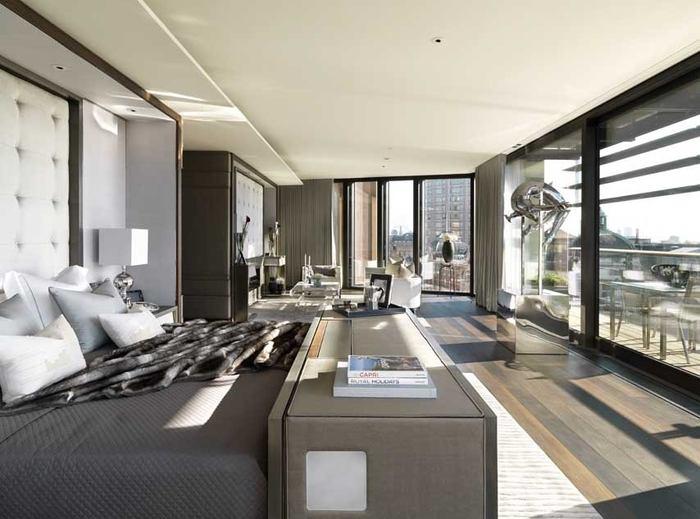 Do zařízení bytu nyní oligarcha investuje dalších 60 milionů