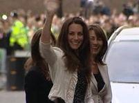 Video: Kate Middletonová. Naposledy jako prostá dívka