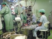 Operační sál brněnského kardiocentra